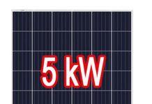 5kw napelemes rendszer ár